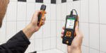 Testo launches the testo 440 – a new air velocity and IAQ measuring instrument