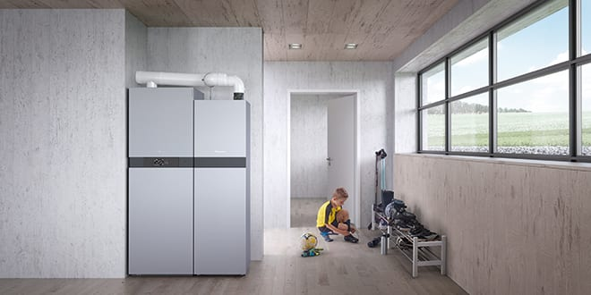 Popular - Viessmann's fuel cell boiler is more financially attractive