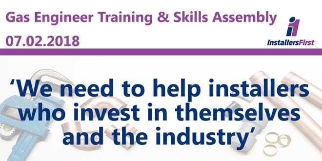 Popular - We need to help installers who invest in themselves and the industry – says Installers First