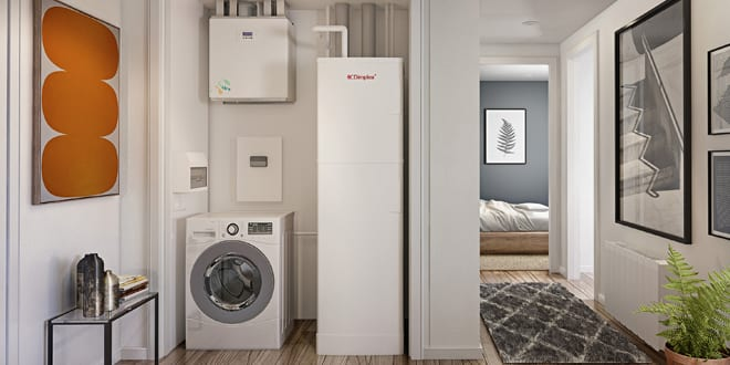 Popular - Energy efficiency is biggest driver when choosing heating systems for new property developments