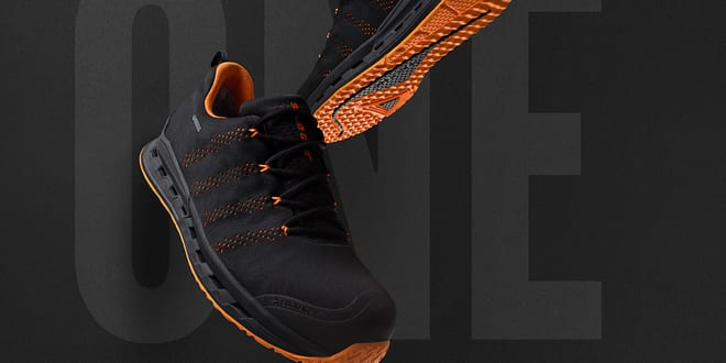 Popular - Solid Gear launches 'One GTX' Safety Shoe