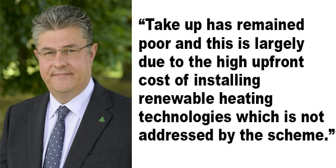 """Popular - OFTEC wants overhaul of RHI which """"has not achieved value for money"""""""