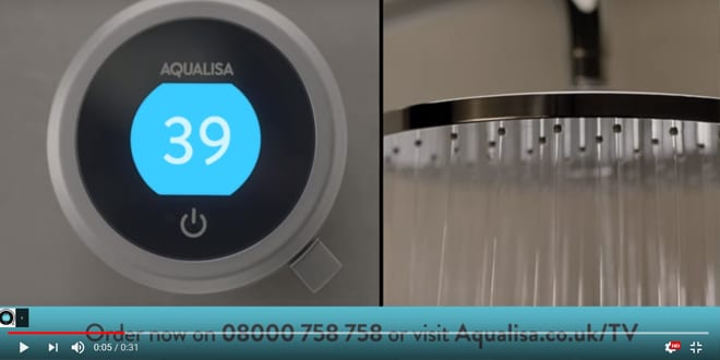Popular - Aqualisa launches first-ever TV advertising campaign
