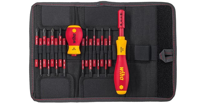 Popular - Wiha 18-pcs SlimVario Screwdriver Bit Set – Tool Talk review
