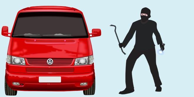 Popular - 5 ways to improve van security