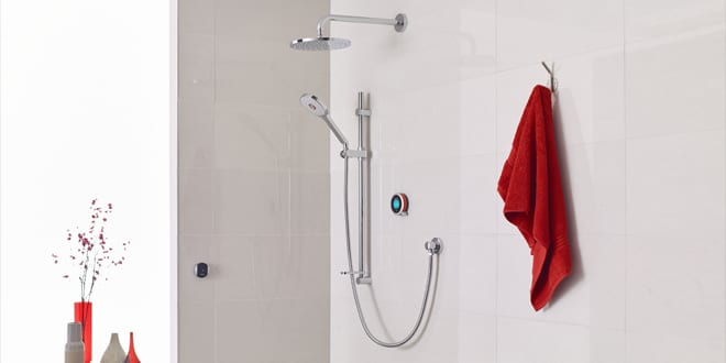 Popular - Aqualisa offering £100 cashback for installers who purchase an Aqualisa QTM