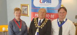 CIPHE backs volunteer week 2018