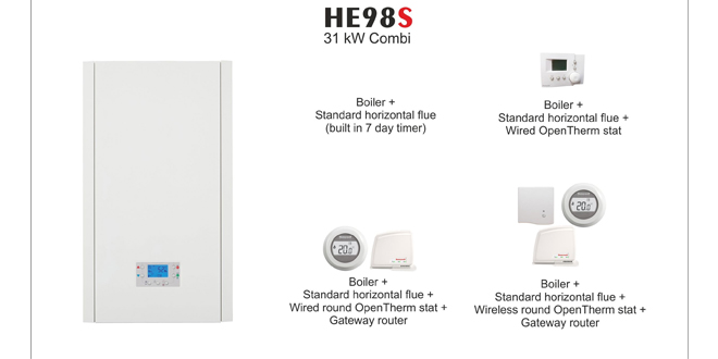 Ravenheat launches new boiler and thermostat promotional packs