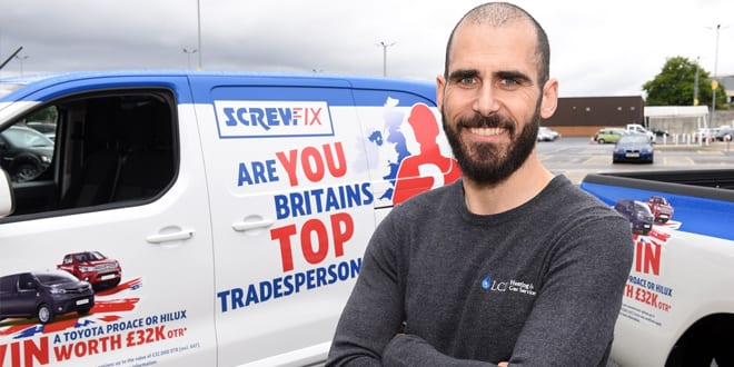 Popular - Could a plumbing and heating engineer be named Britain's Top Tradesperson again?