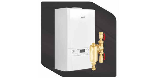 """677981cfc2 Installers can get 12-year warranties on the Ideal Boiler """"Max"""" range"""