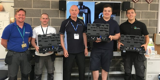 Popular - Aspen Pumps puts new JAVAC tools in the hands of student engineers
