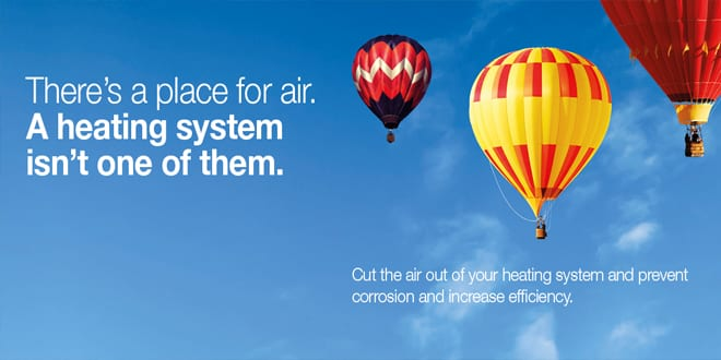 Popular - Spirotech announces new SpiroVent promotion – and installers can win a hot air balloon experience