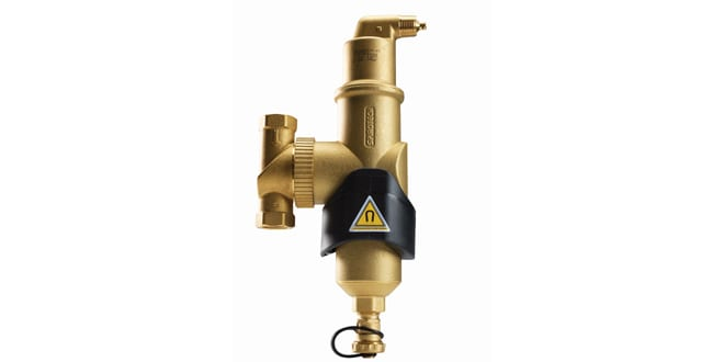 Popular - Spirotech announces launch of SpiroCombi MB3 – the latest 'two-in-one' combined air and dirt separators