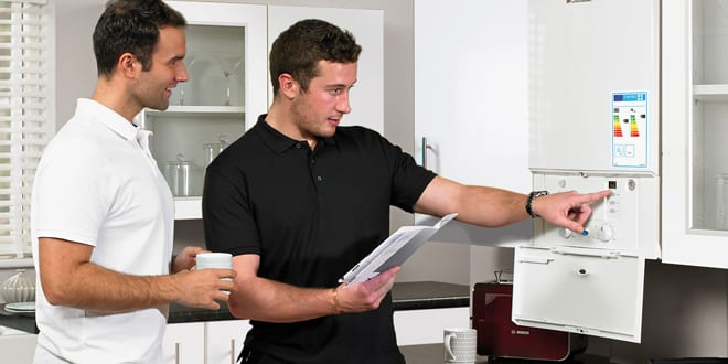 Popular - Is it time that all properties had a minimum efficiency standard? Asks Worcester Bosch