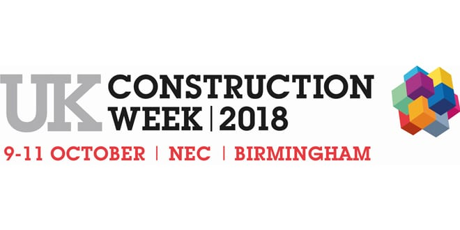 Popular - Innovation is the key theme for UK Construction Week 2018