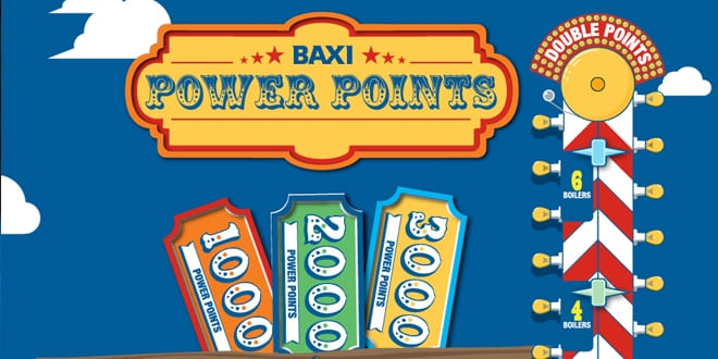 Popular - Baxi launches summer Power Points promotion