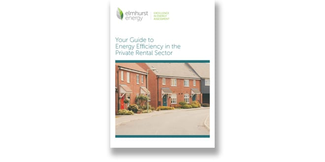 Popular - Elmhurst Energy has new guide to keep landlords up-to-date with Minimum Energy Efficiency Standards (MEES)