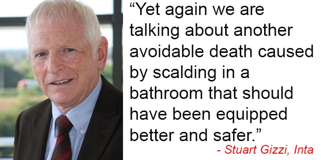 Popular - More anti-scald education needed after 79-year-old man dies from after falling into a scalding hot bath
