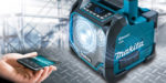 Makita launches new DMR202 Job Site speaker with Bluetooth