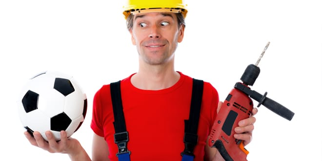 Popular - World Cup or Work? What do tradespeople choose?