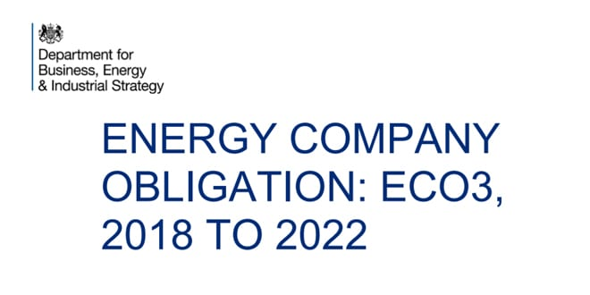 Popular - Oil boilers will NOT be excluded from the next phase of the Energy Company Obligation scheme (ECO3)