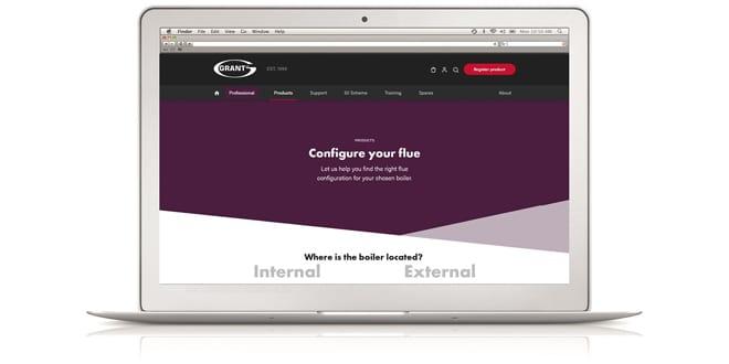Popular - Grant UK launches online flue configurator tool