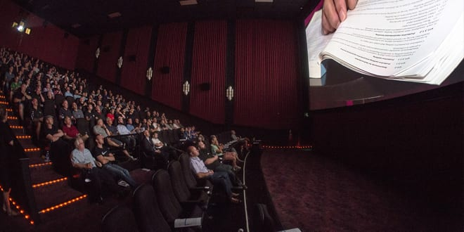 Popular - More than 6,000 electrical contractors witness NICEIC and ELECSA's live cinema event