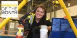 Lauren Winter named as first 'Apprentice of the Month' awards winner
