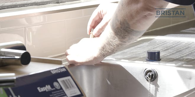 Popular - 5 things installers need to know about Bristan Easyfit taps