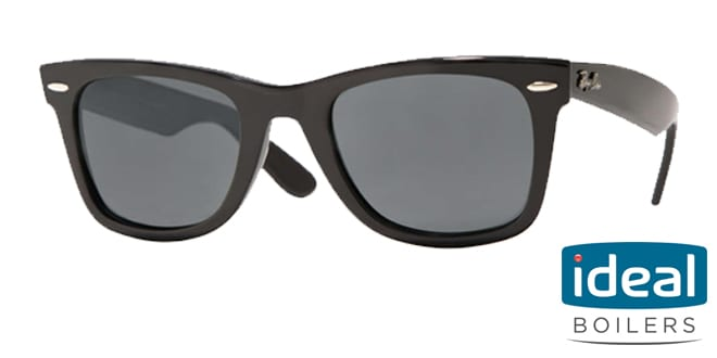 Popular - Ideal Boilers offers installers the chance to win a pair of designer Ray-Ban sunglasses