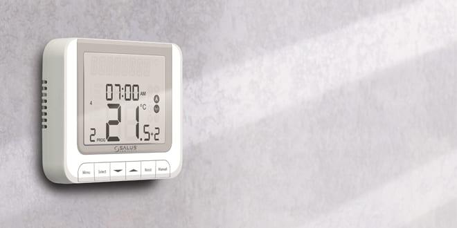 Popular - SALUS launches new Boiler Plus compliant RT520 thermostat range