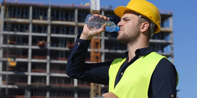 Popular - Is it too hot for tradespeople to work?