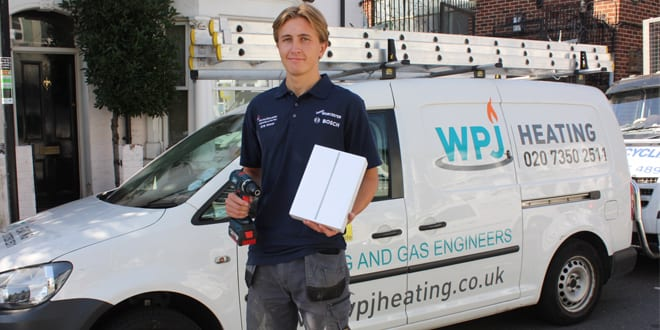 Popular - Callum Megarry named Worcester Bosch's 2018 'Apprentice of the Year'