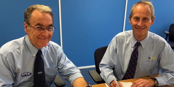 Popular - APHC and BPEC partner together to improve industry standards