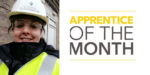 "Emma Wray wins second ""Apprentice of the Month"" accolade"