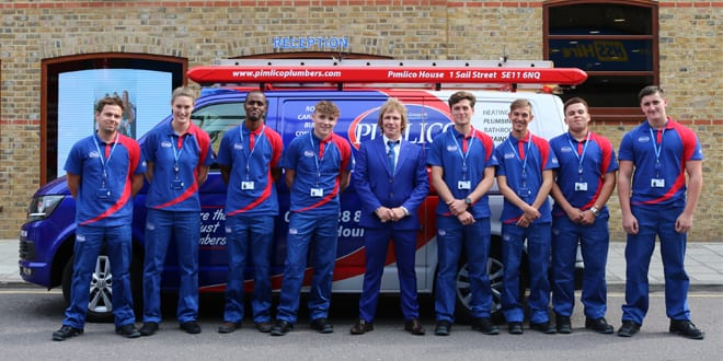 Popular - Pimlico Plumbers announces plans for Apprenticeship Training Centre to help over 350 apprentices get into the industry
