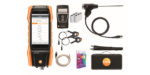"Testo launches new ""truly smart"" testo 300 flue gas analyser"
