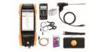 "Testo launches new ""truly smart"" testo 300 flue gas analyser"