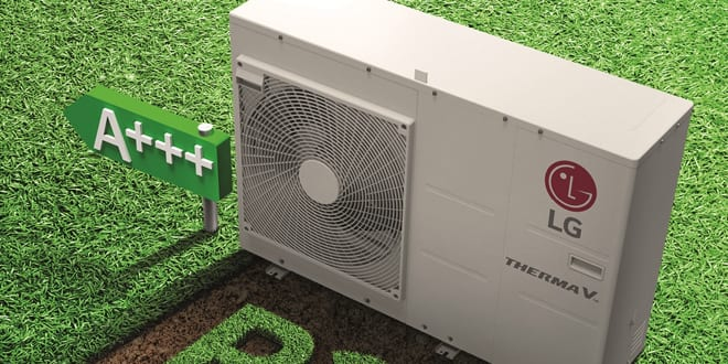 Popular - LG launches new Therma V R 32 Monobloc air-to-water heat pumps