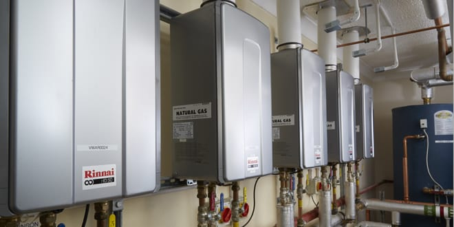 Popular - New research shows plumbing and heating engineers rate Rinnai as a 'market leader' in continuous flow water heating