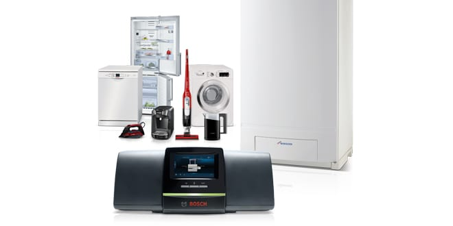 Popular - New promotion offers free Bosch appliances to commercial heating installers