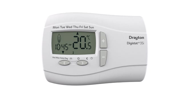 Popular - Drayton launches new Digistat with a Service Interval feature