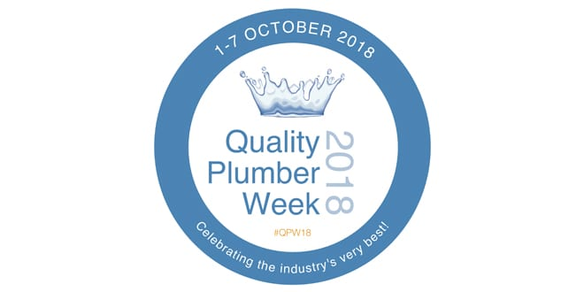 Popular - It's Quality Plumber Week – time to celebrate the skilled work plumbing and heating engineers carry out every day
