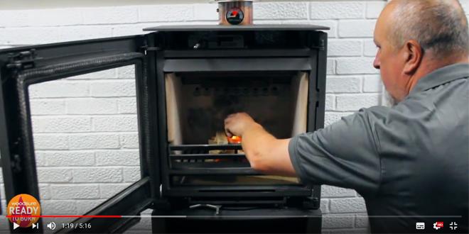 Watch 🎥: Burning dry wood vs burning wet wood