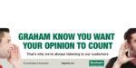 Graham Plumbers' Merchant launches new 'Tell Graham' feedback initiative