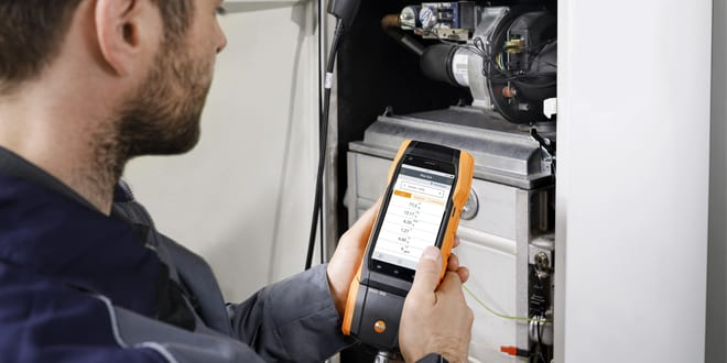 Popular - Is this the future for flue gas analysers? 4 things installers need to know about the testo 300