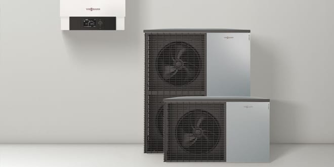 Popular - Viessmann launches new air source heat pumps with noise-reduction technology