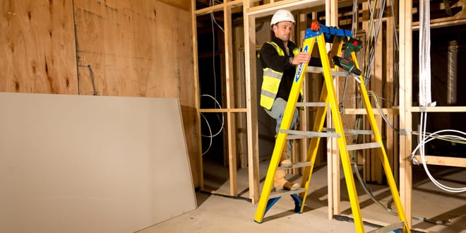 Popular - WernerCo backs the Ladder Association's 'Get a Grip' safety campaign