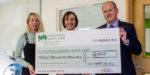 Nu-Heat raises over £3,000 for Children's Hospice