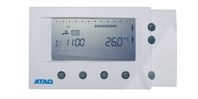 ATAG Commercial launches new heating controls